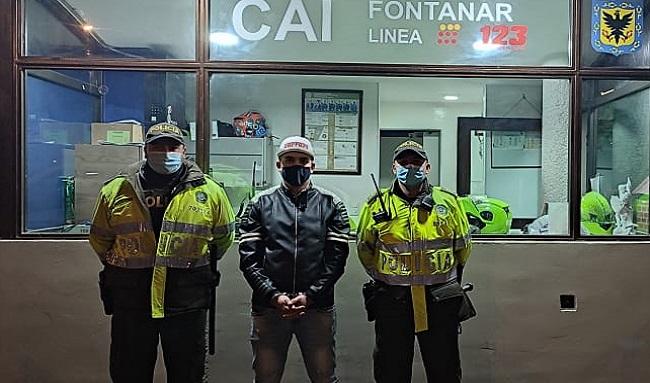 Riña entre dos sujetos dejó uno herido en el barrio Bilbao Suba
