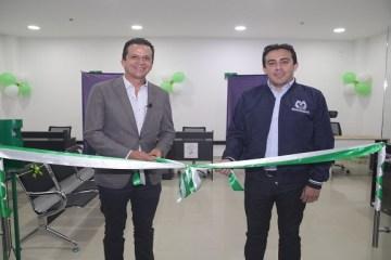 Soacha inaugura registraduría auxiliar en Ciudad Verde