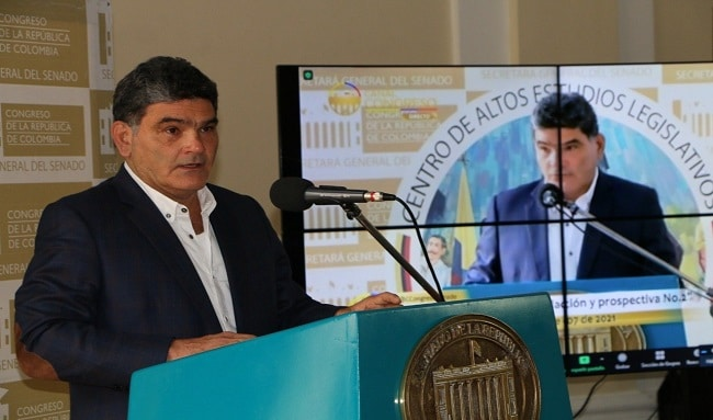 """""""Urge reglamentación de la Ley que declara la obesidad como enfermedad crónica"""": Gregorio Eljach"""