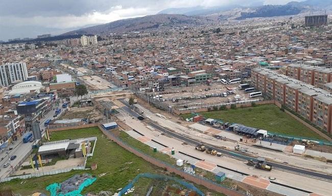 Tribunal levanta medida cautelar que detuvo obras en parte de la Av. Guayacanes