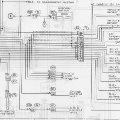 Wrx Clock Wiring Diagram For Car Electric Fan 1992 Subaru Svx Conversion Harness