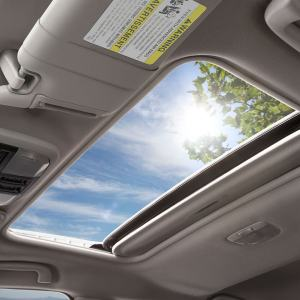 Subaru Sunroof Shade Cover