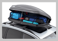 Subaru Forester Roof Rack