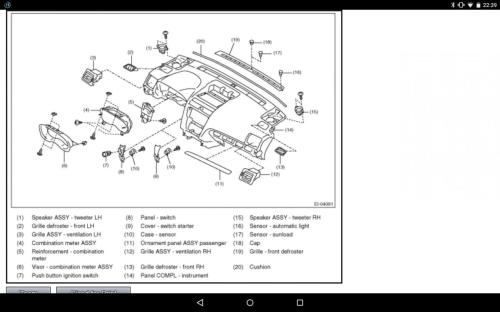 small resolution of 2014 windshield replacement notes read if having replaced screenshot 2015 01