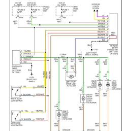 03 05 door lock and window control wiring question merged thread page 2 subaru forester owners forum [ 850 x 962 Pixel ]