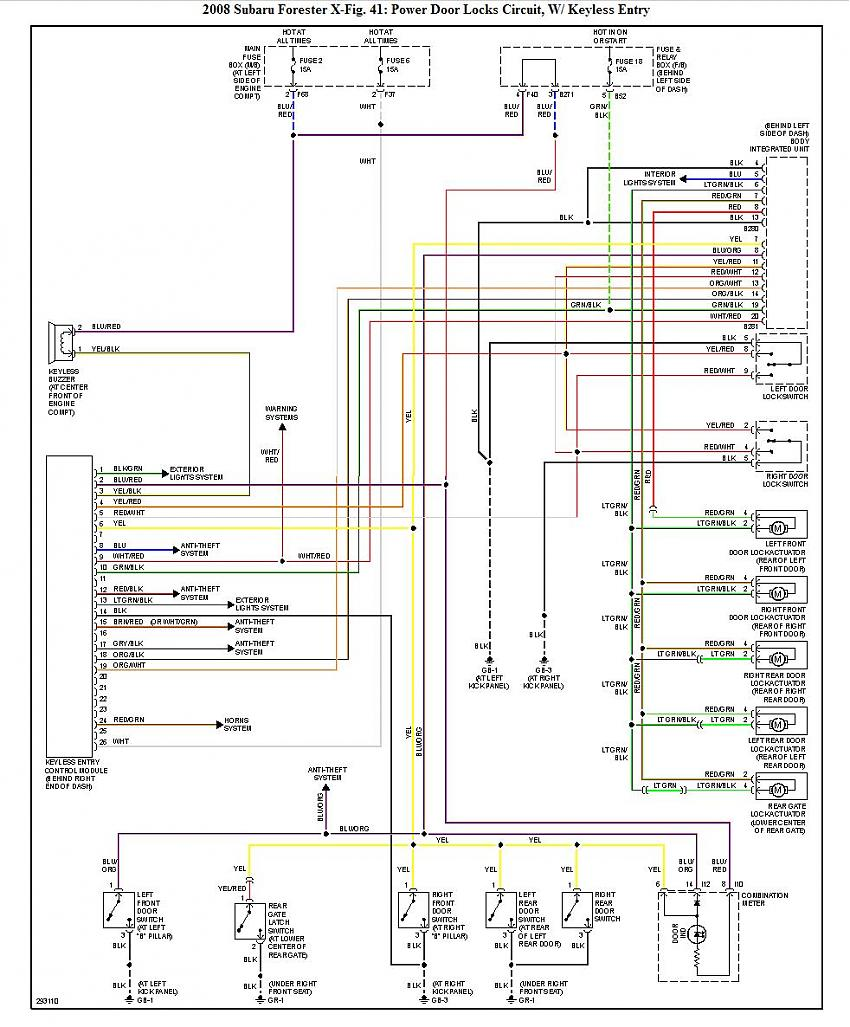 power door lock wiring diagram pt100 www subaruforester org vbulletin attachments f77 1