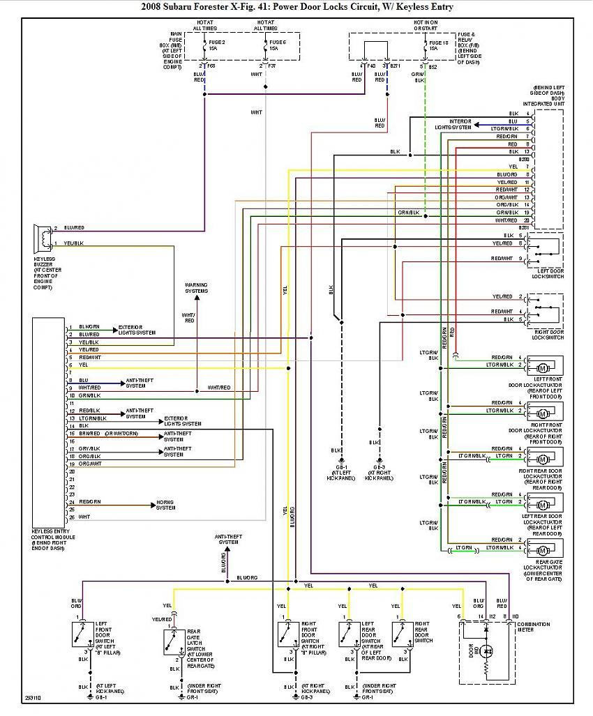 medium resolution of 2000 subaru forester wiring diagram wiring library diagram z208 subaru forester wiring diagram wiring diagram vss