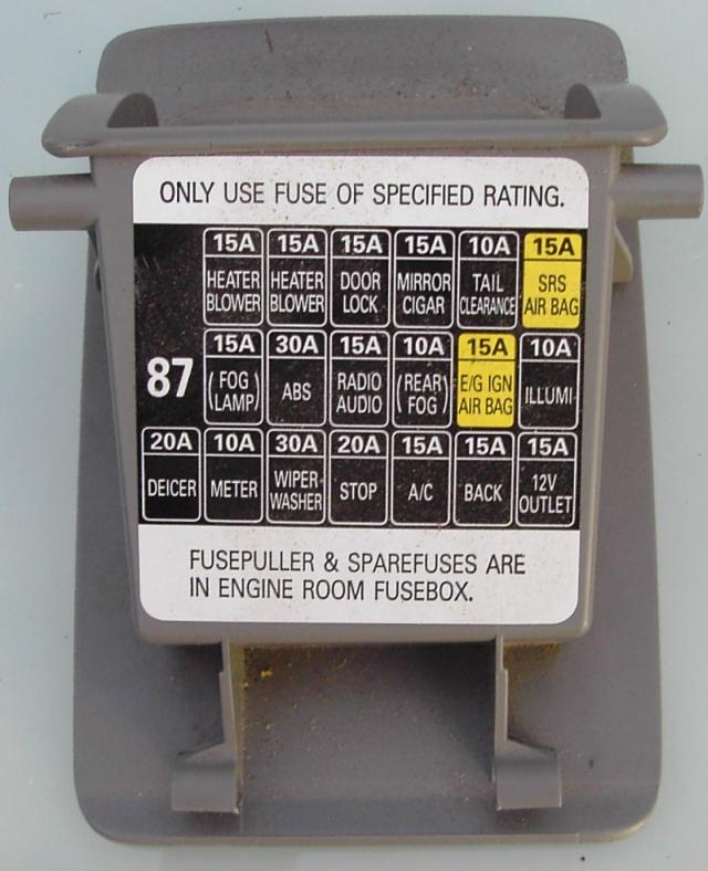 Electrical Wiring Diagram Additionally Subaru Forester Fuse Box