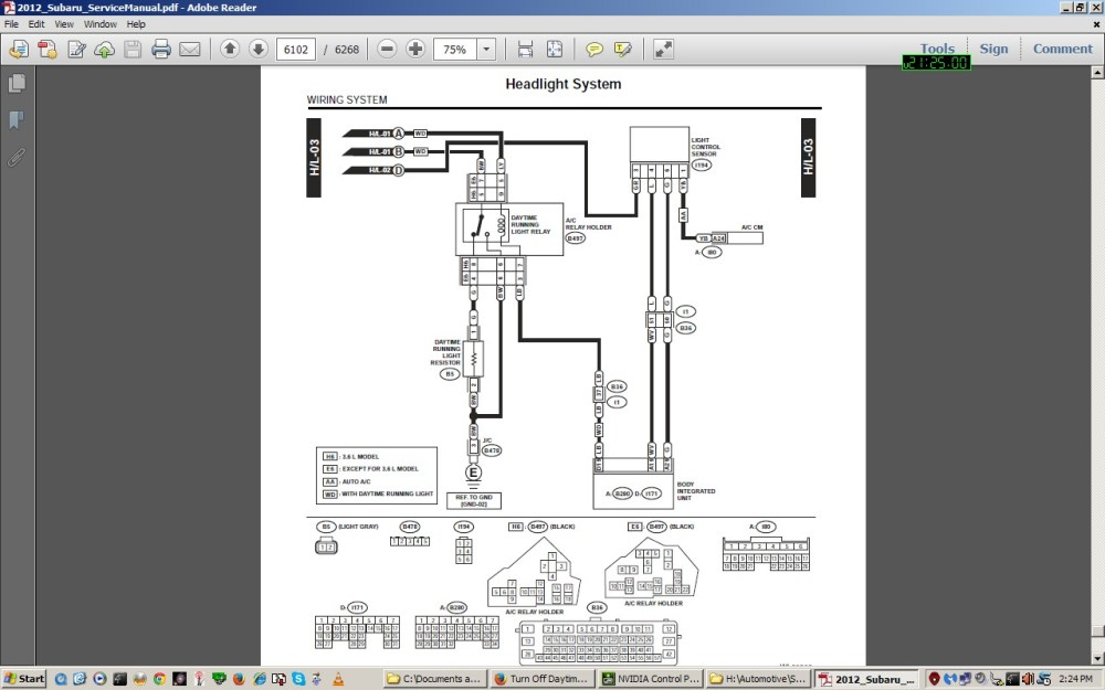 medium resolution of drl circuit jpg