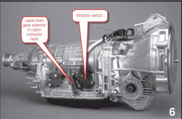 2000 Subaru Outback Transmission Problems