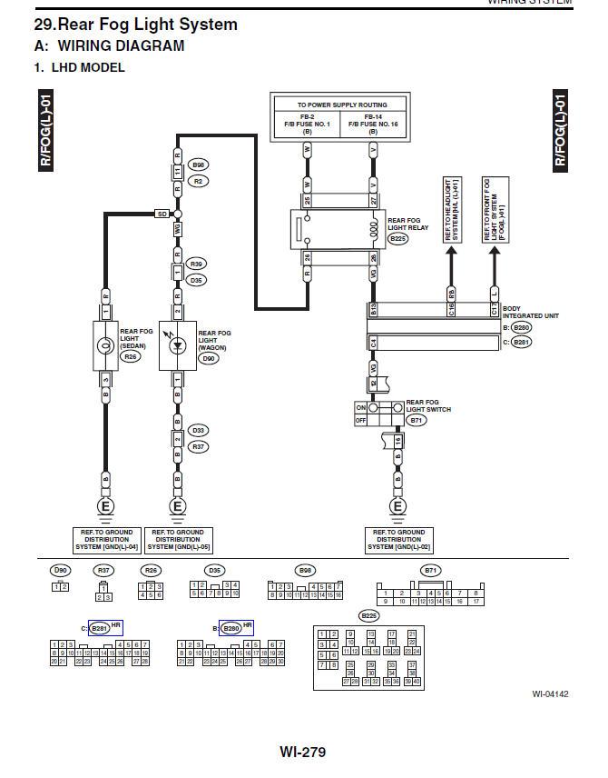 [DIAGRAM] 2007 Ford Escape Fog Light Wiring Diagram Free