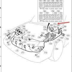 1997 Subaru Legacy Outback Stereo Wiring Diagram Logical Data Model Example 92 Engine Schematic Bottom Wrx Car