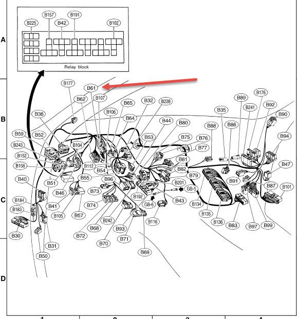 2001 Subaru Outback Fuse Diagram. Subaru. Wiring Diagram
