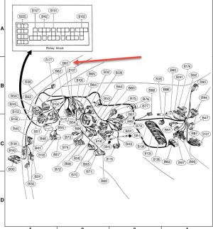 Need 2001 Outback Wiring Diagram  SBF4 ckt  Page 2