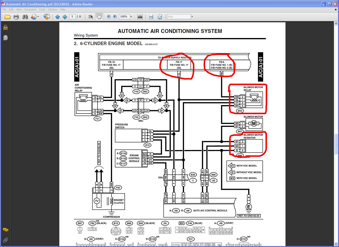 hight resolution of 1995 subaru legacy wiring harness diagram