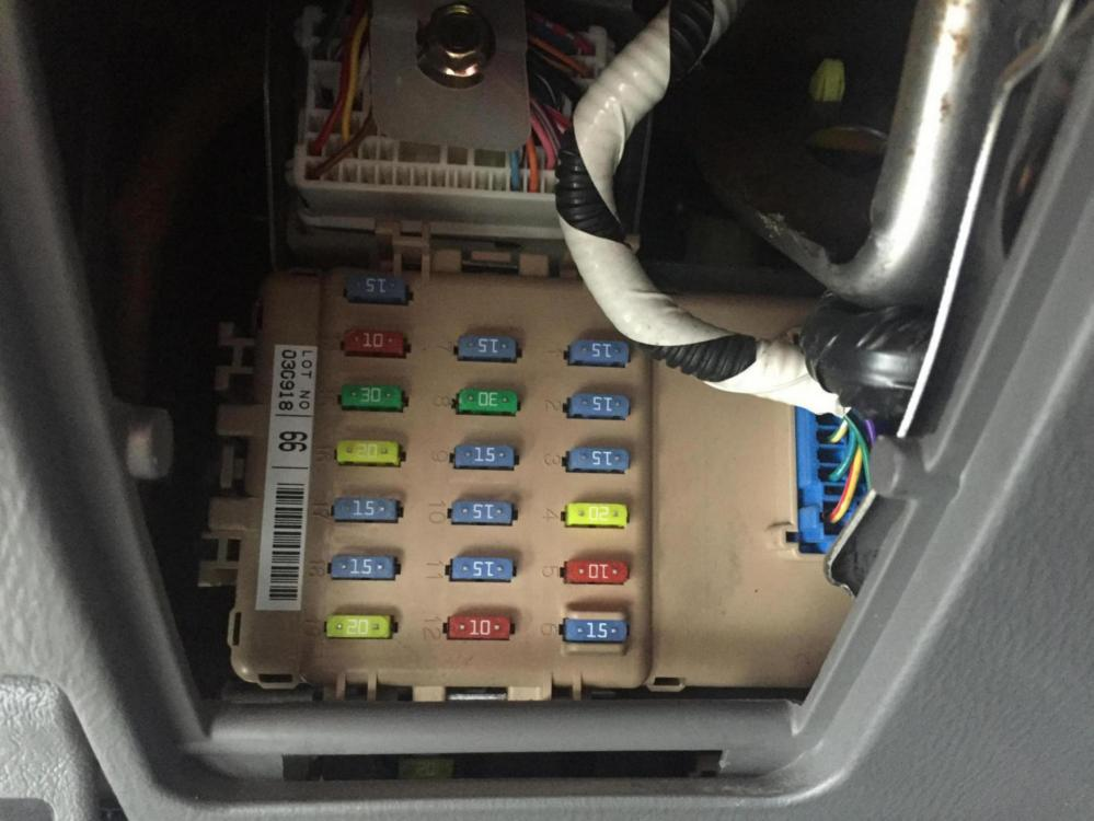 medium resolution of subaru baja fuse box location wiring diagram used subaru baja fuse box location