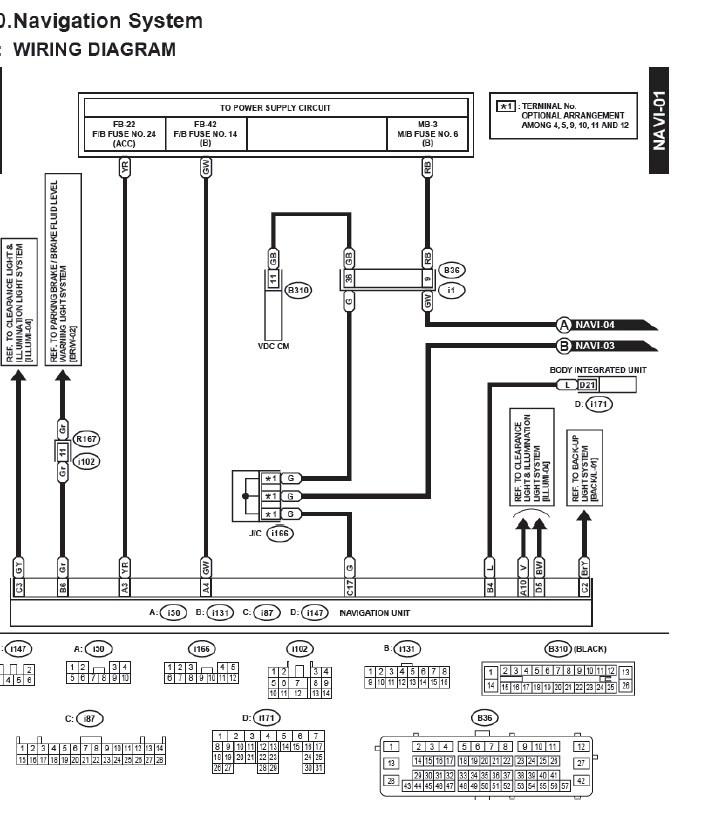 [DIAGRAM] 2000 Subaru Outback Radio Diagram FULL Version