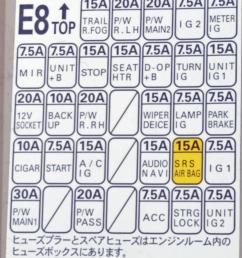 2005 subaru forester awd fuse box diagram [ 2675 x 3631 Pixel ]