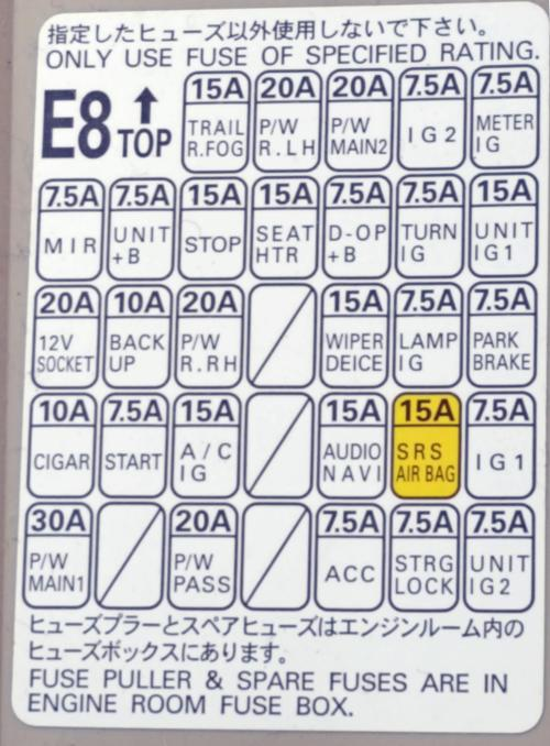 small resolution of click image for larger version name saturn 2014 outback fuse box inside map codes