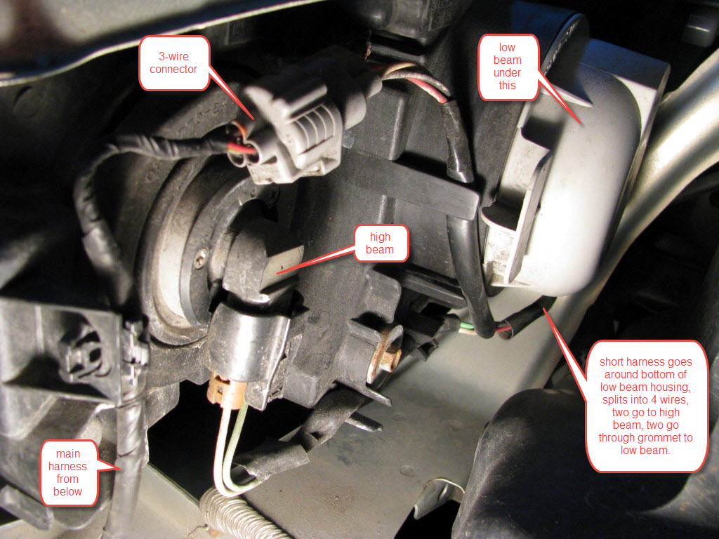 hight resolution of subaru headlight harness wiring diagram show subaru forester headlight wiring diagram headlight wiring is this fixable