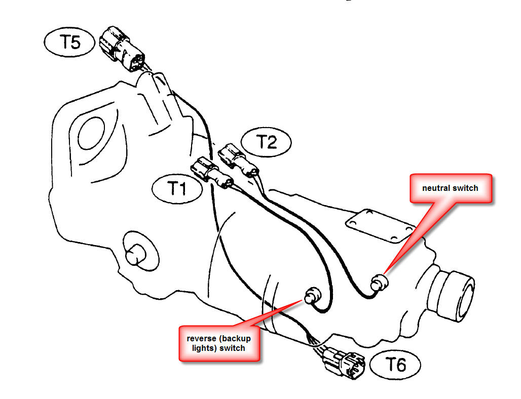 Subaru Sti 2009 Reverse Switch Wiring Diagram : 45 Wiring