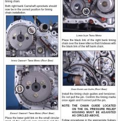 2000 Subaru Outback Engine Diagram Vdo Ammeter Shunt Wiring Timing Chain Diag. 01 H6 3.0 - Forums