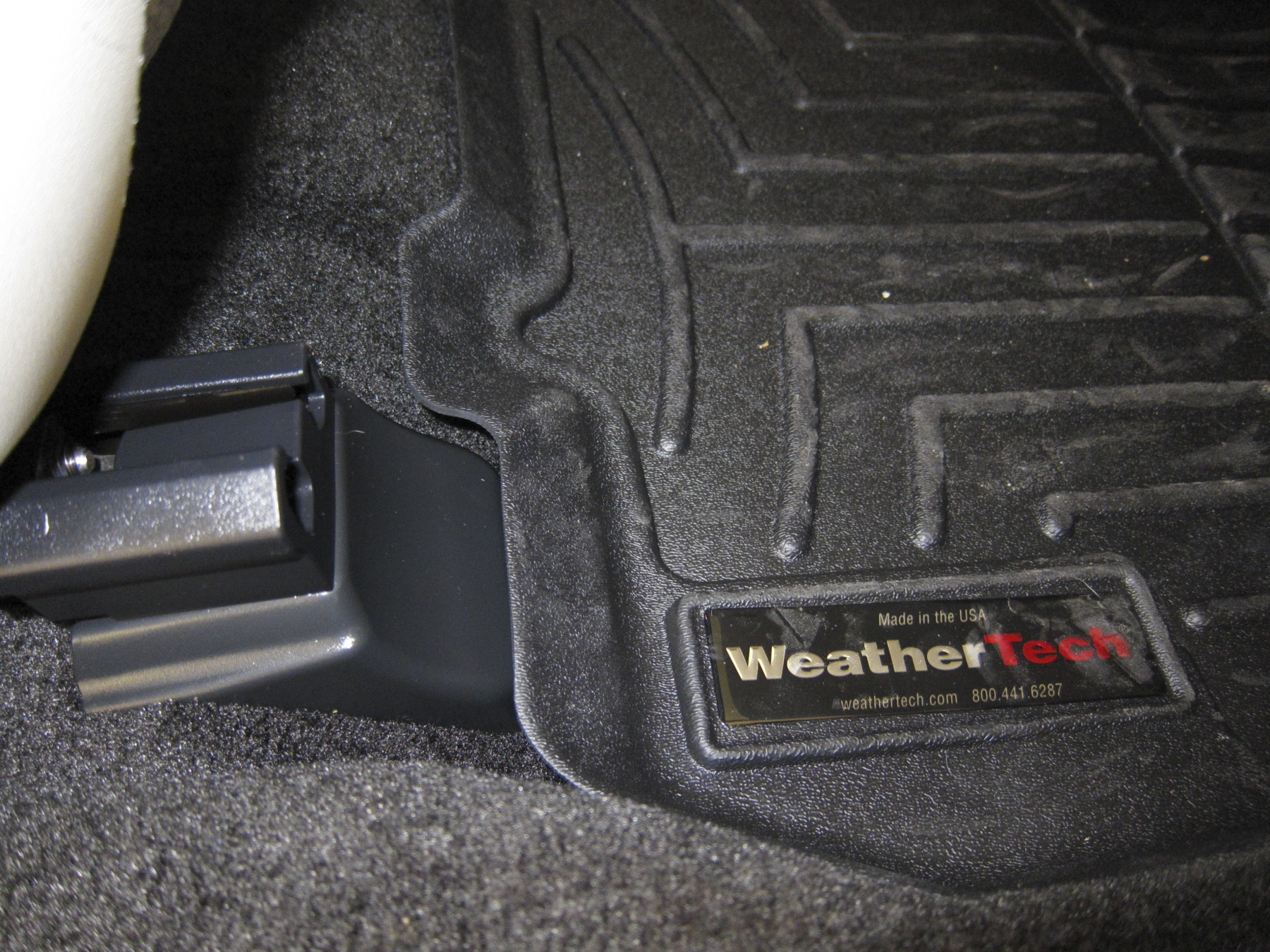 2012 Outback Weathertech floor mats help  Subaru Outback