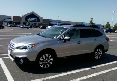 Subaru Outback Reviews And Rating Motor Trend
