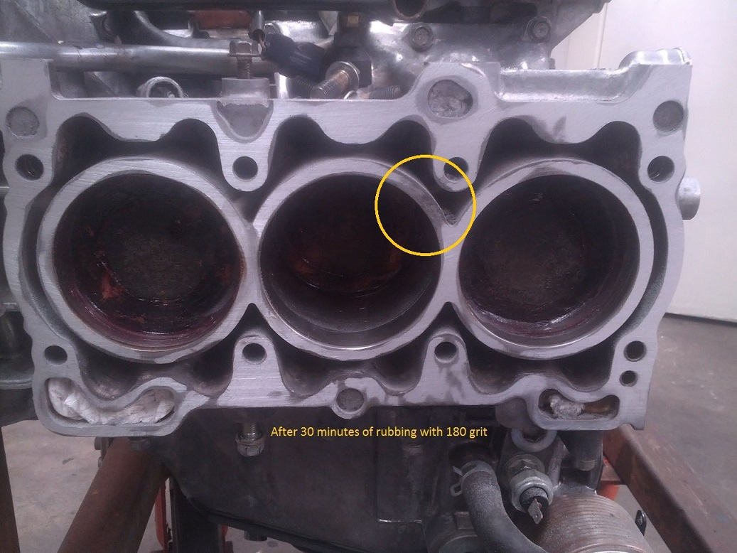 2002 Outback H6  Block problem causes head gasket failure  Subaru Outback  Subaru Outback Forums
