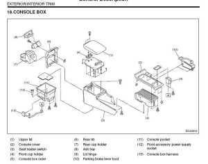 OEM Parts Diagram  Subaru Outback  Subaru Outback Forums