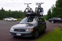 roof mounted bike rack - full or fork mount? - Subaru ...