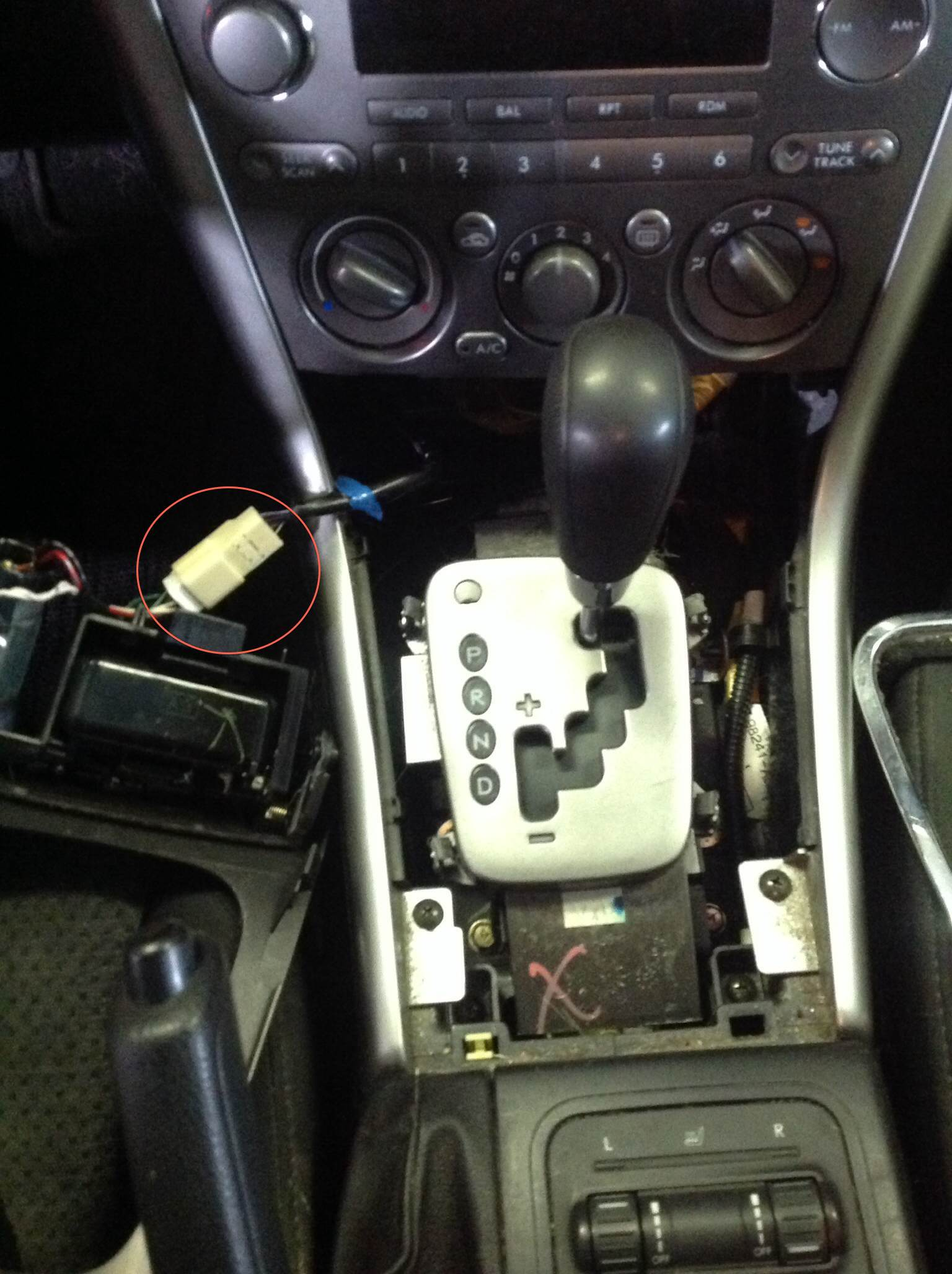 hight resolution of need to replace gear shifter light on 2005 outback photo 3 jpg