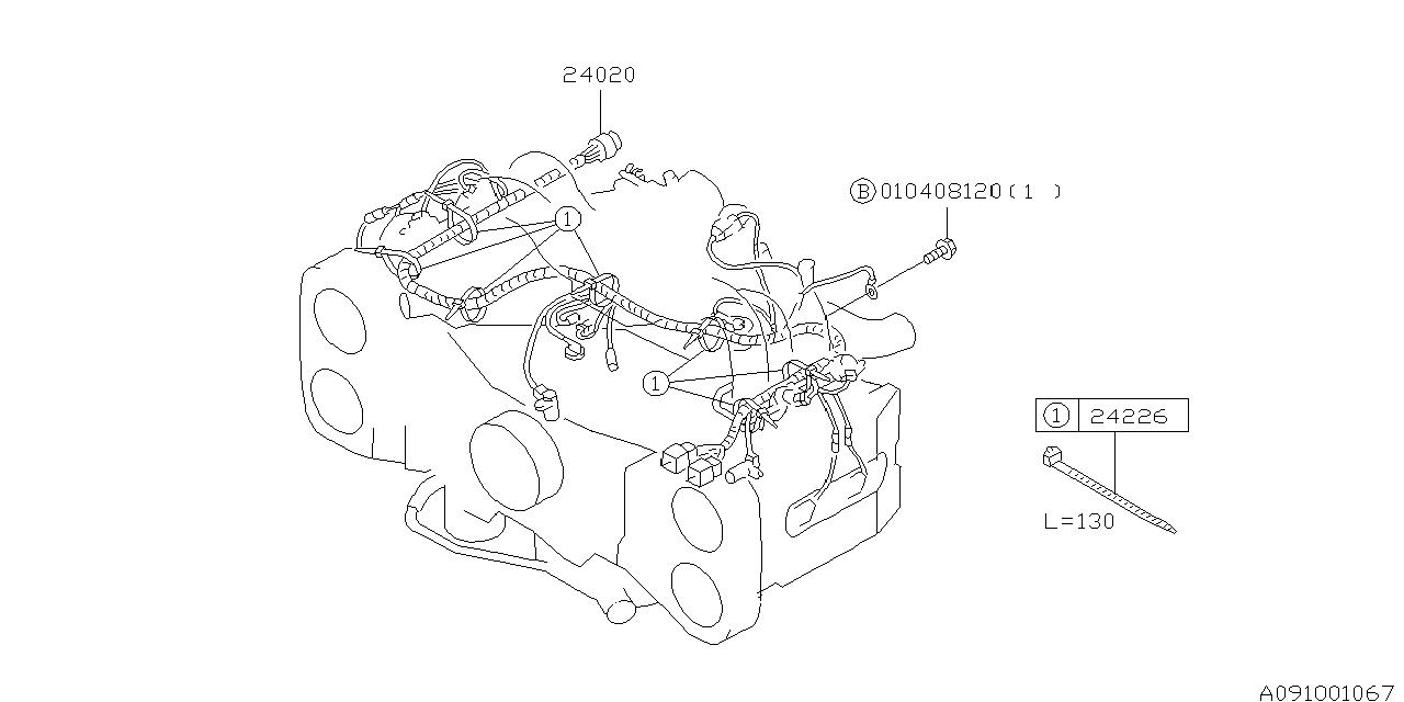 [DIAGRAM] Subaru Forester Engine Wiring Diagram FULL