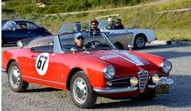 classic car race