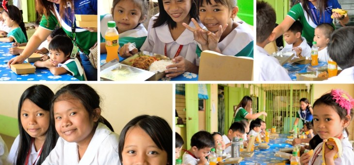 SUBICWATER leads feeding program at OCABIS