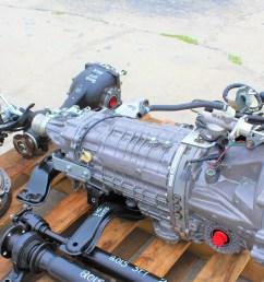 2015 subaru impreza wrx sti 6 speed transmission swap 26k miles 6mt ej257 direct bolt on package for 08 17 wrx  [ 2160 x 1440 Pixel ]