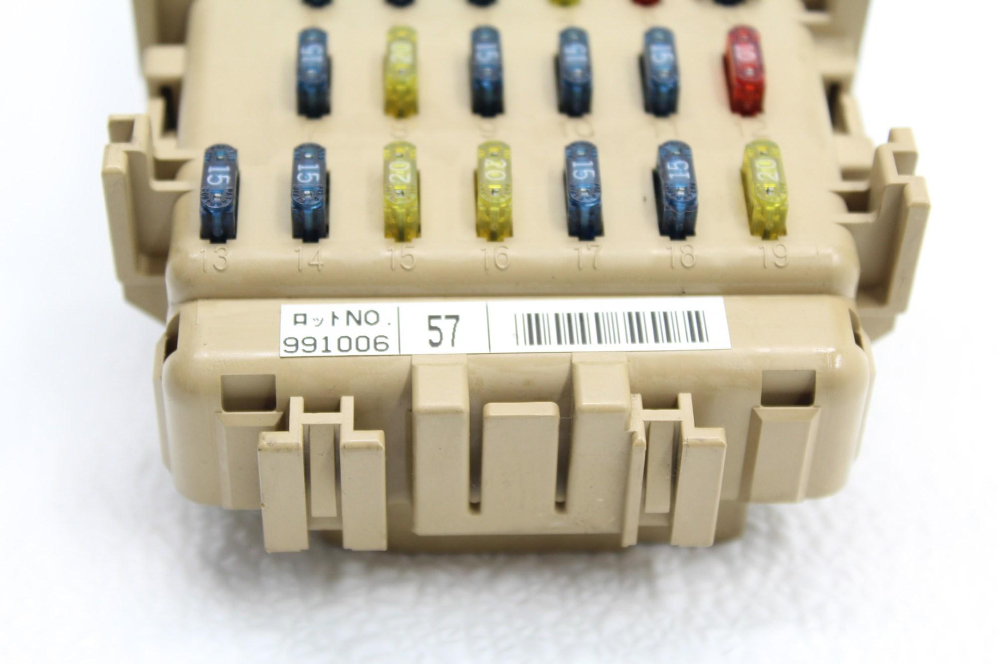 hight resolution of 1998 2001 subaru impreza 2 5 rs gc8 interior fuse box