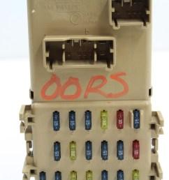 1998 2001 subaru impreza 2 5 rs gc8 interior fuse box [ 2160 x 1440 Pixel ]
