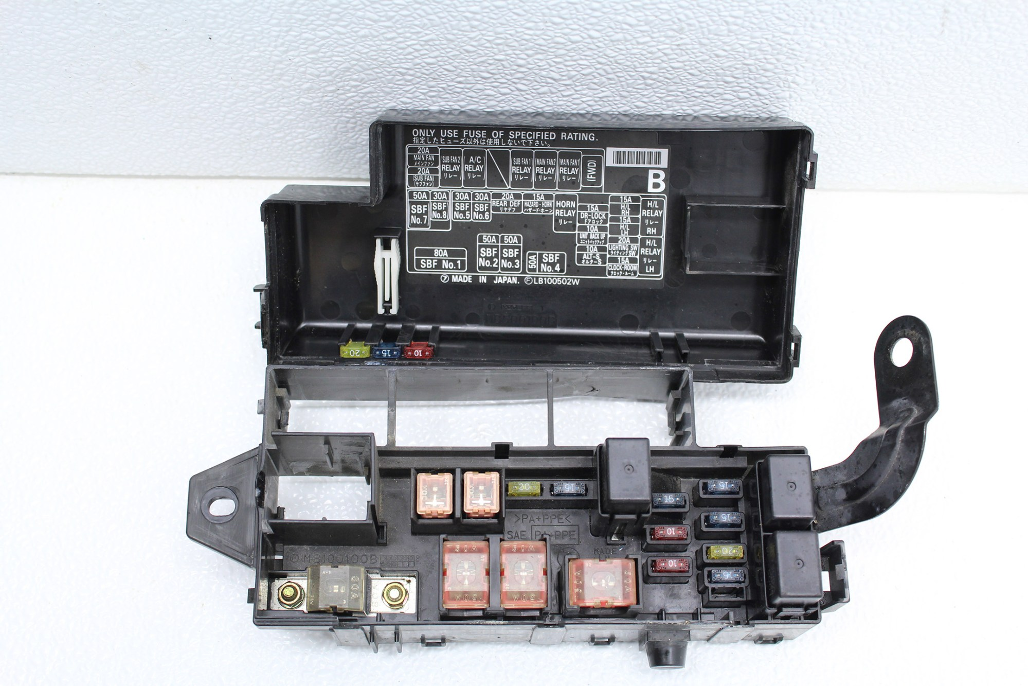 hight resolution of 1998 2001 subaru impreza 2 5 rs gc8 engine fuse box relay 2002 subaru impreza 2001