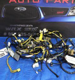 2004 subaru impreza wrx installation parts harness wires subaru stereo wiring harness 2004 subaru wrx wiring [ 1600 x 1066 Pixel ]