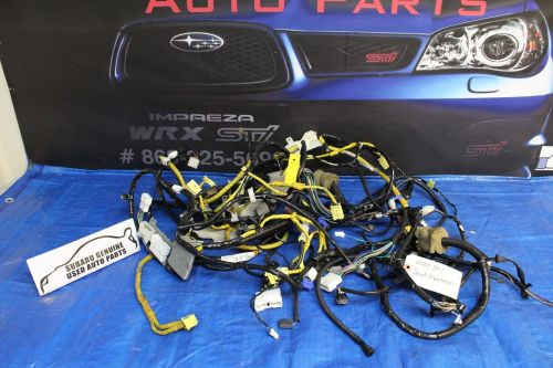 small resolution of 2004 subaru impreza wrx installation parts harness wires subaru stereo wiring harness 2004 subaru wrx wiring