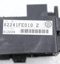 2006 2007 subaru impreza wrx sti engine fuse box junction panel assembly oem [ 1920 x 1280 Pixel ]