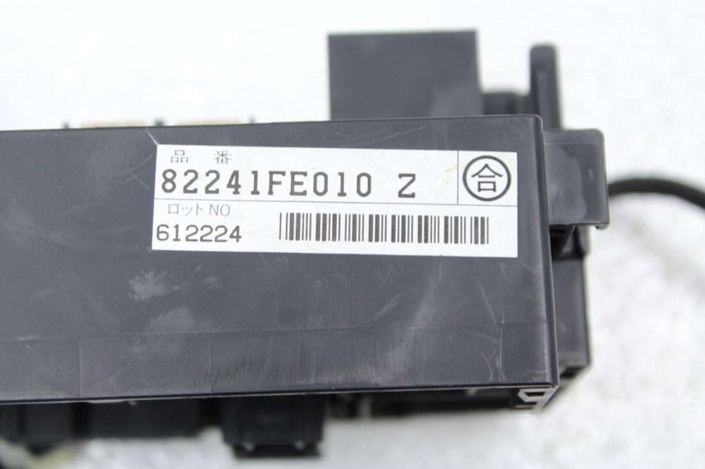 medium resolution of 2006 2007 subaru impreza wrx sti engine fuse box junction panel assembly oem