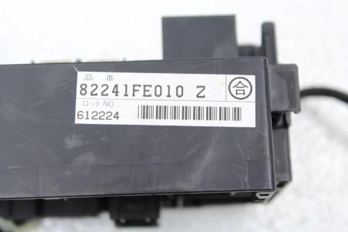 small resolution of 2006 2007 subaru impreza wrx sti engine fuse box junction panel assembly oem