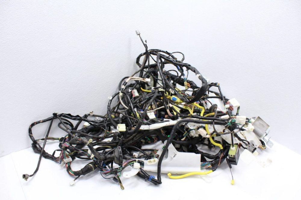 medium resolution of 2008 2014 subaru impreza wrx sti main bulk body wiring harness 08 14
