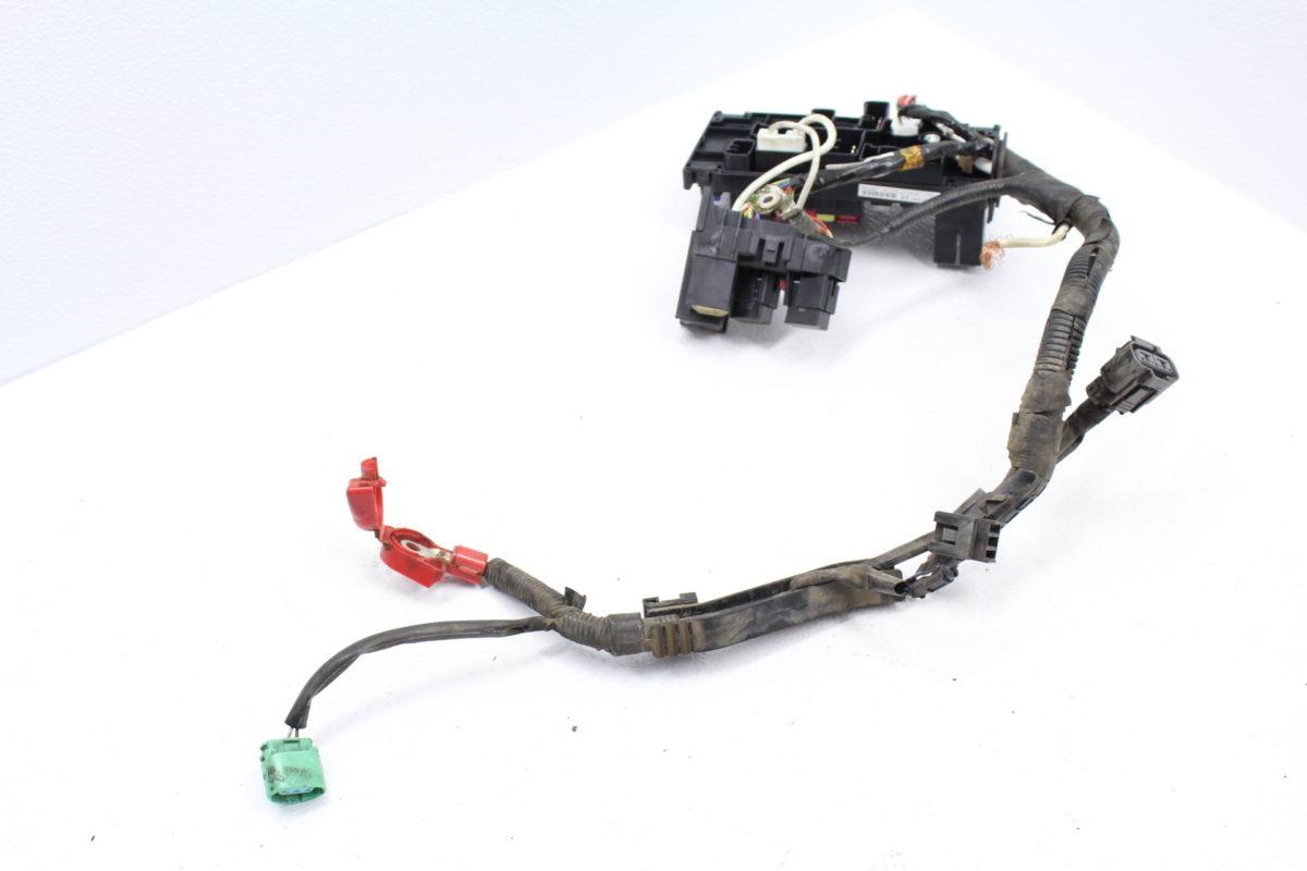 2008-2014 SUBARU IMPREZA WRX & STI ENGINE FUSE BOX PANEL