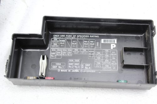 small resolution of 2004 2008 subaru forester xt fxt fuse box relay box oem factory 042004 2008 subaru forester