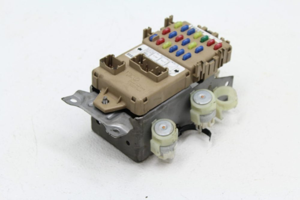 medium resolution of 2005 2007 subaru impreza wrx sti under dash fuse box panel factory oem 05 07