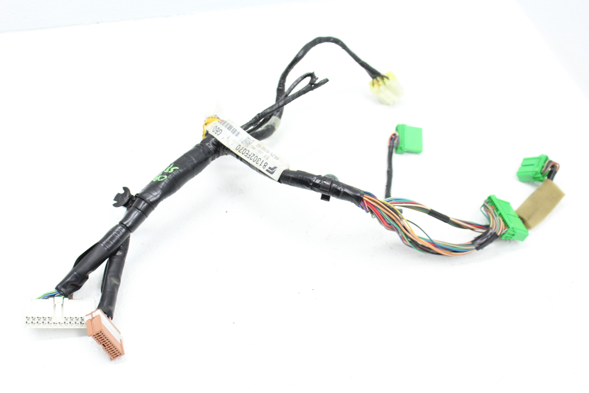 hight resolution of 2004 subaru wrx sti instrument gauge cluster wiring harness oem pn 81302fe070