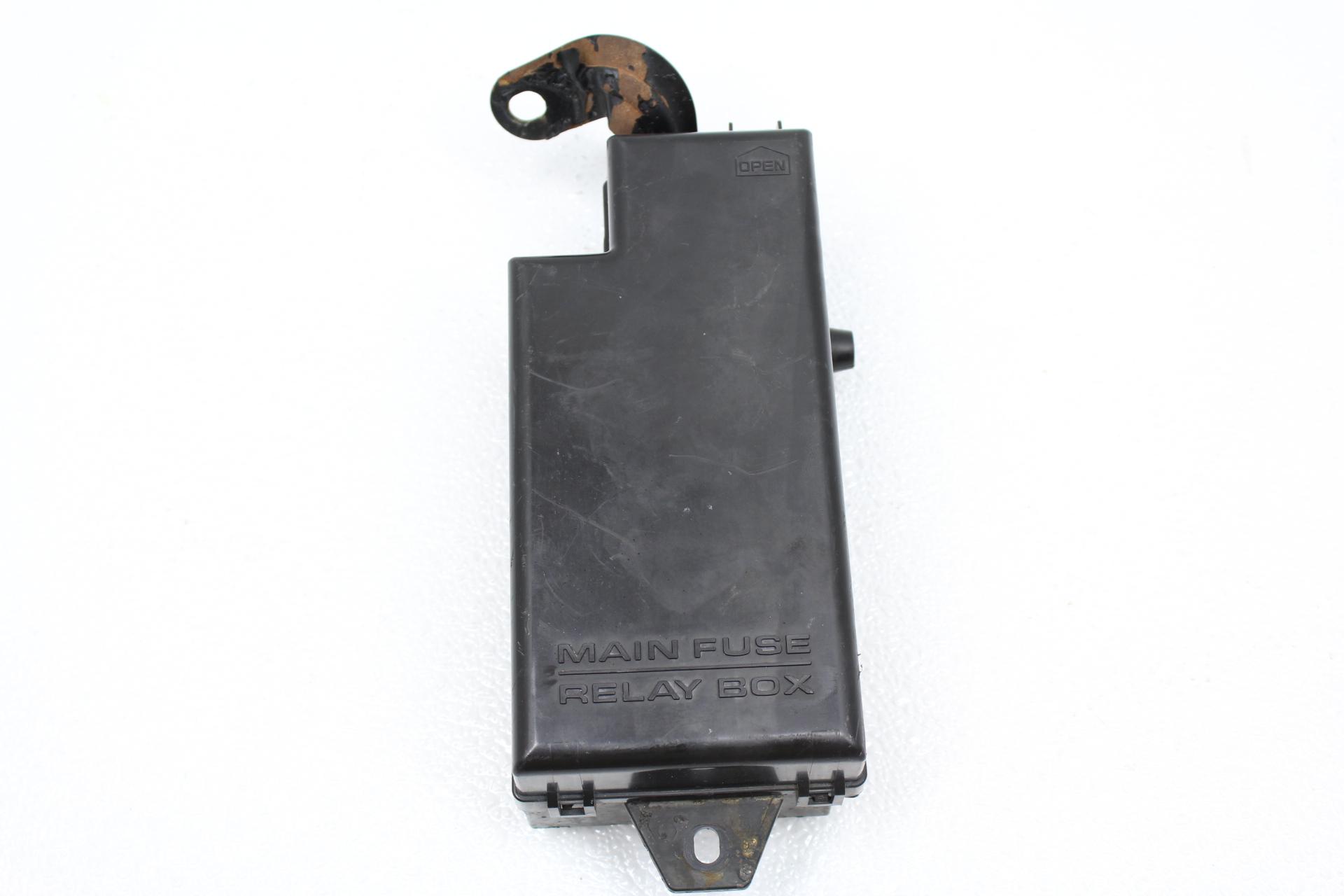 hight resolution of 2002 2005 subaru impreza wrx sti engine bay fuse box panel assembly